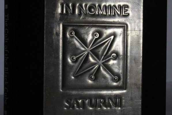 Cult of the Black Cube, Auric Edition, Detail front